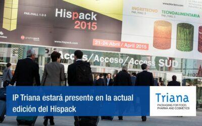 IP Triana estará presente en la actual edición del Hispack
