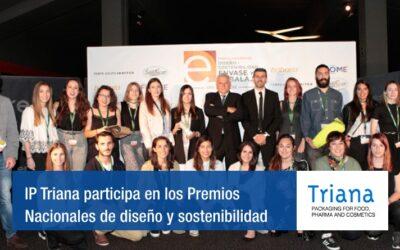 IP Triana participa en los Premios Nacionales de diseño y sostenibilidad en el packaging