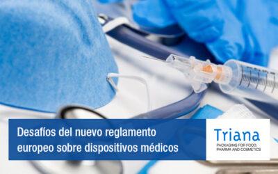 Desafíos del nuevo reglamento europeo sobre dispositivos médicos