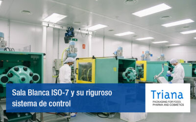 Sala Blanca ISO-7 y su riguroso sistema de control