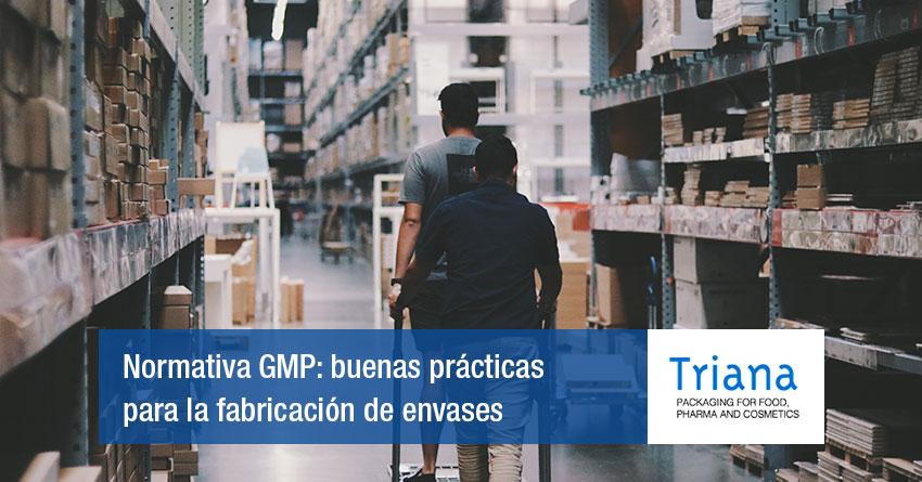Exigencias del cumplimiento de la normativa GMP.
