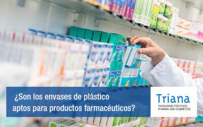 ¿Son los envases de plástico aptos para productos farmacéuticos?