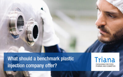 What should a benchmark plastic injection company offer?