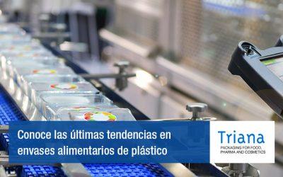 Conoce las últimas tendencias en envases alimentarios de plástico