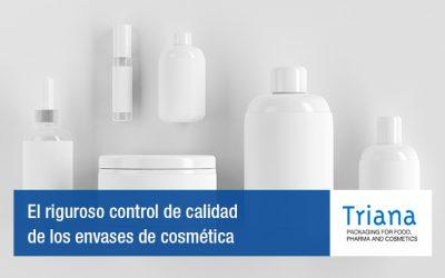 El riguroso control de calidad de los envases de cosmética