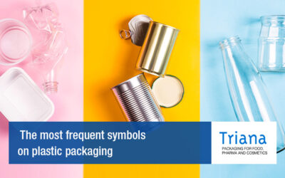 The most frequent symbols on plastic packaging