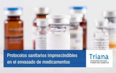 Protocolos sanitarios imprescindibles en el envasado de medicamentos