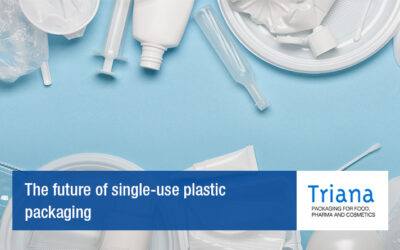 The future of single-use plastic packaging