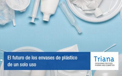 El futuro de los envases de plástico de un solo uso