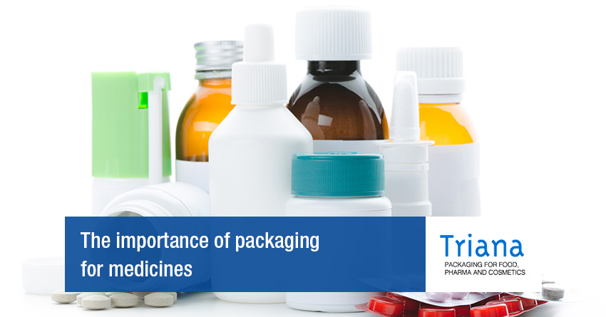 Importance packaging medicines