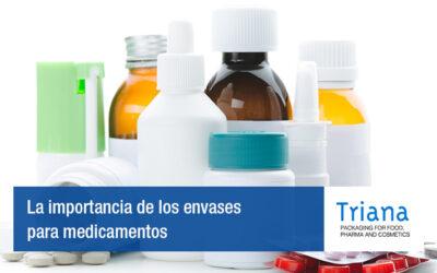 La importancia de los envases para medicamentos