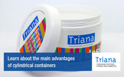 Learn about the main advantages of cylindrical containers