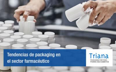 Tendencias de packaging en el sector farmacéutico