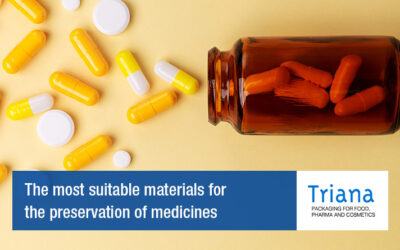 The most suitable materials for the preservation of medicines