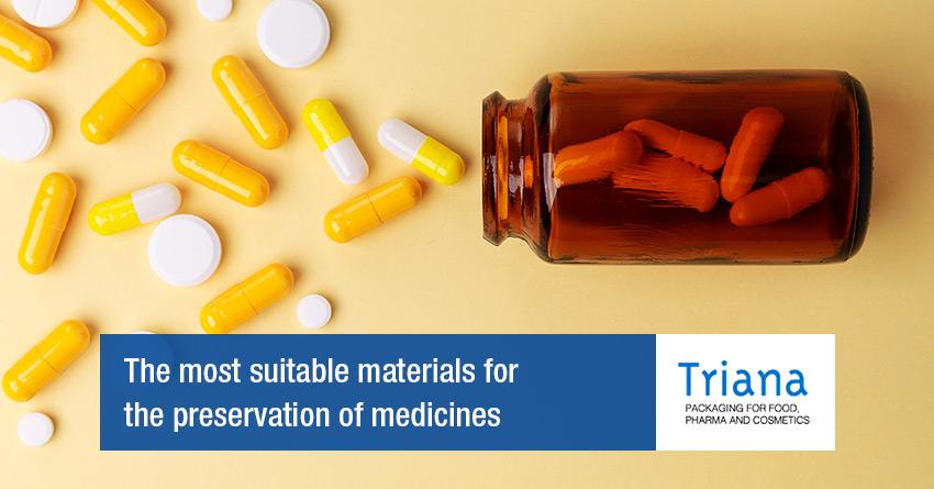 preservation of medicines