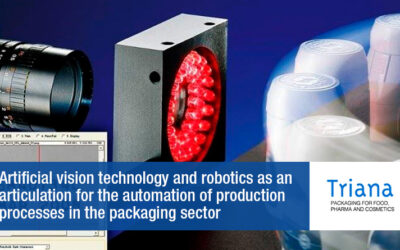 The automation of production processes in the packaging sector