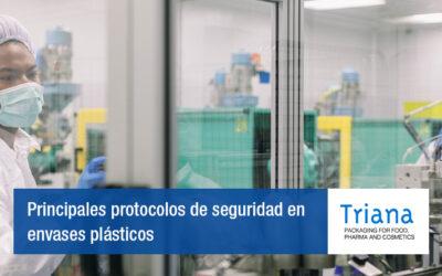 Principales protocolos de seguridad en envases plásticos
