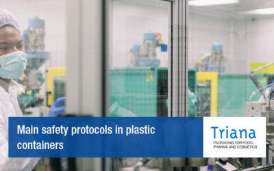 Main safety protocols in plastic containers
