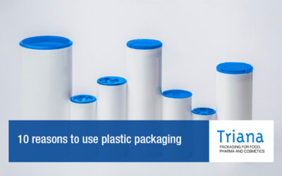 10 reasons to use plastic packaging