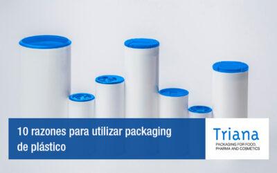 10 razones para utilizar packaging de plástico