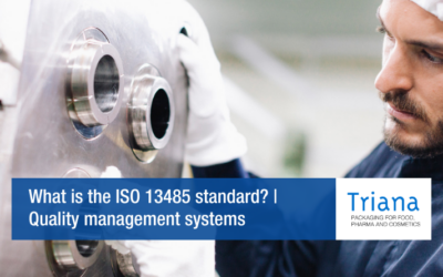 What is the ISO 13485 standard? | Quality management systems