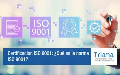 Certificación ISO 9001: ¿Qué es la norma ISO 9001?