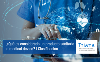 ¿Qué es considerado un producto sanitario o medical device? | Clasificación