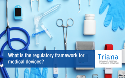 What is the regulatory framework for medical devices?
