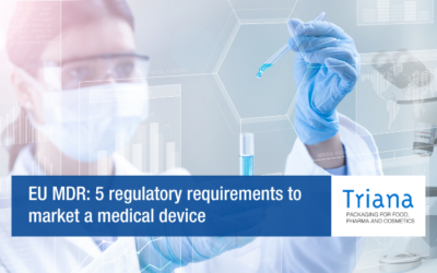 EU MDR: 5 regulatory requirements to market a medical device