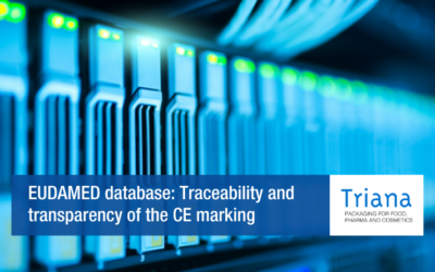 EUDAMED database: Traceability and transparency of the CE marking