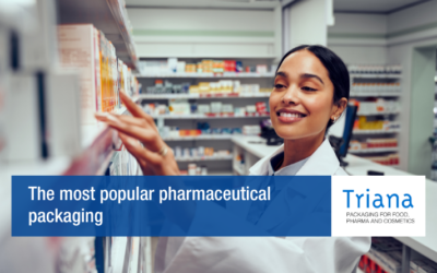 The most popular pharmaceutical packaging