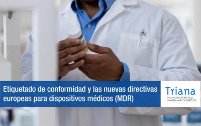 Etiquetado de conformidad y las nuevas directivas europeas para dispositivos médicos (MDR)